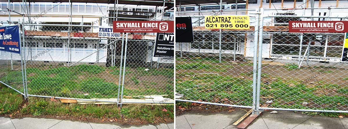 720 SERIES Portable Construction Fence
