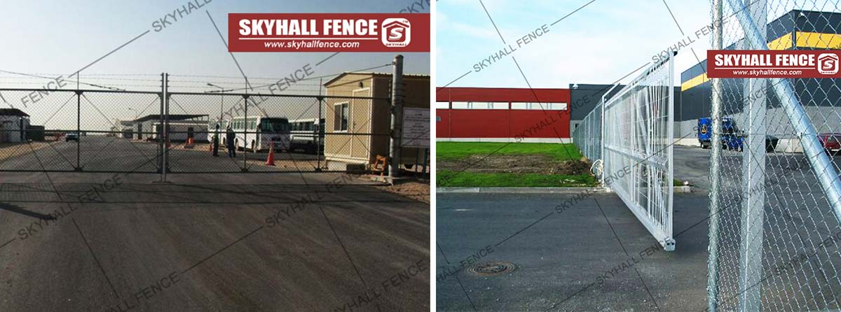 210 SERIES Chain Link Fence