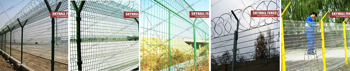 910 SERIES Airport Fencing