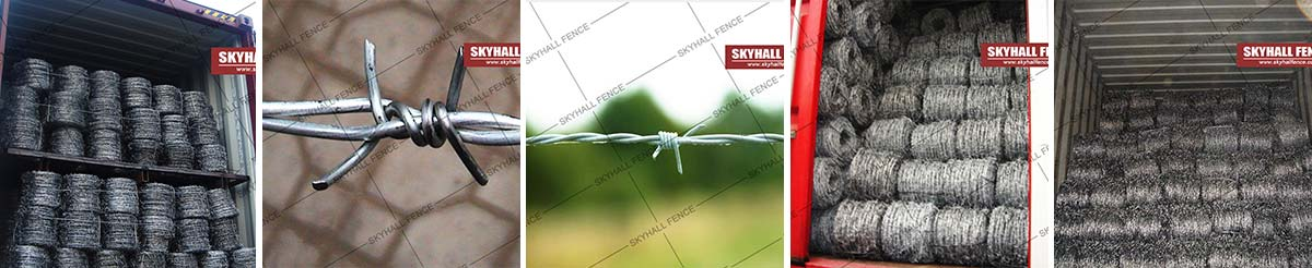310 SERIES Barbed Wire