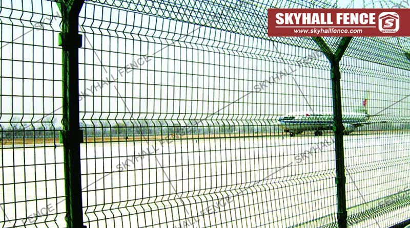 910 Airport Fencing