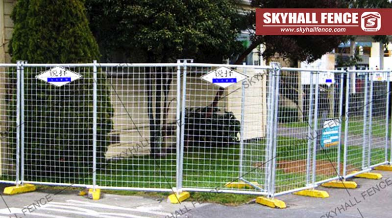720 Portable Fence